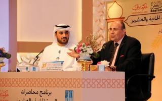 الصورة: مبروك عطية: «جائزة دبي للقرآن» منارة يهتدى بها