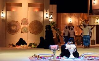 الصورة: «النيشان» يتألق بكنوز التراث الإماراتي في رمضان