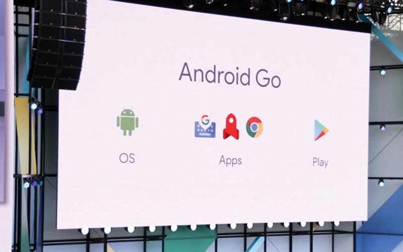 الصورة: «غوغل» تعتزم إصدار نسخة جديدة من «أندرويد جو»