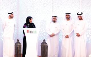 الصورة: أمسية رمضانية تجمع «الناشرين الإماراتيين»