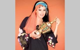الصورة: نجوم رمضان..سمية الخشاب: أنا «بيتوتية» في رمضان