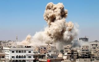 الصورة: قوات سورية الديمقراطية تتقدم داخل أحياء الرقة على حساب «داعش»