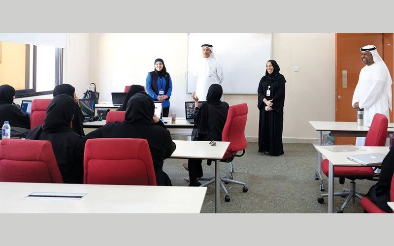 «التقنية العليا» تربط مخرجات التعليم بالهرم الوظيفي في الدولة
