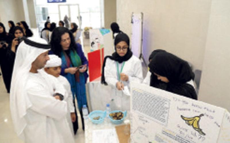 5 طالبات مواطنات يبتكرن طريقة جديدة لتنقية المياه