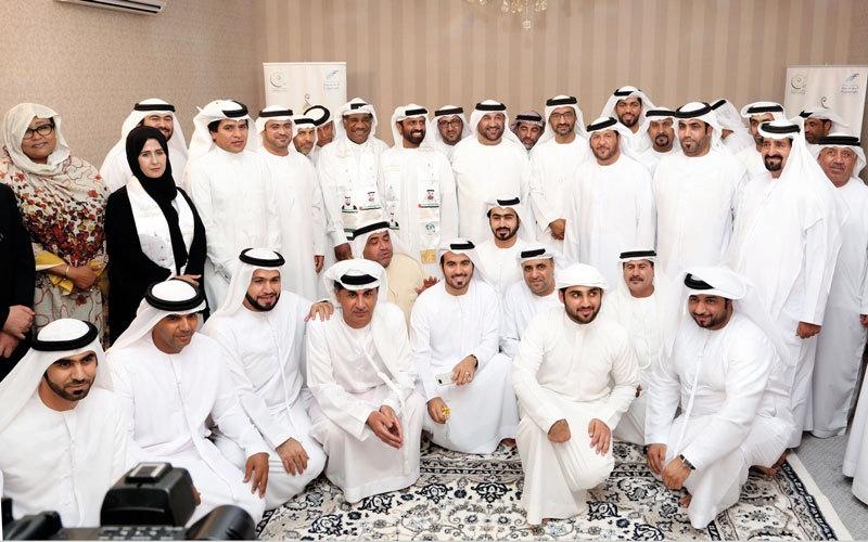 مجلس غوب يستعرض دور الإمارات في نشر السعادة والإيجابية
