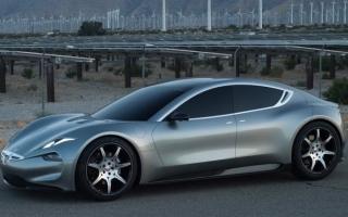 """الصورة: """"فيسكر"""" تكشف عن سيارة كهربائية بمدى سير يصل إلى 650 كلم"""