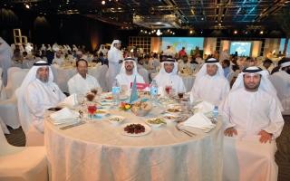 الصورة: «موانئ وجمارك دبي» تنظم ملتقى السحور الرمضاني لموظفيها