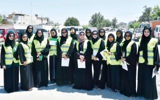الصورة: «طرق دبي» تُسعد 100 طفل احتفاءً بيوم زايد للعمل الإنساني