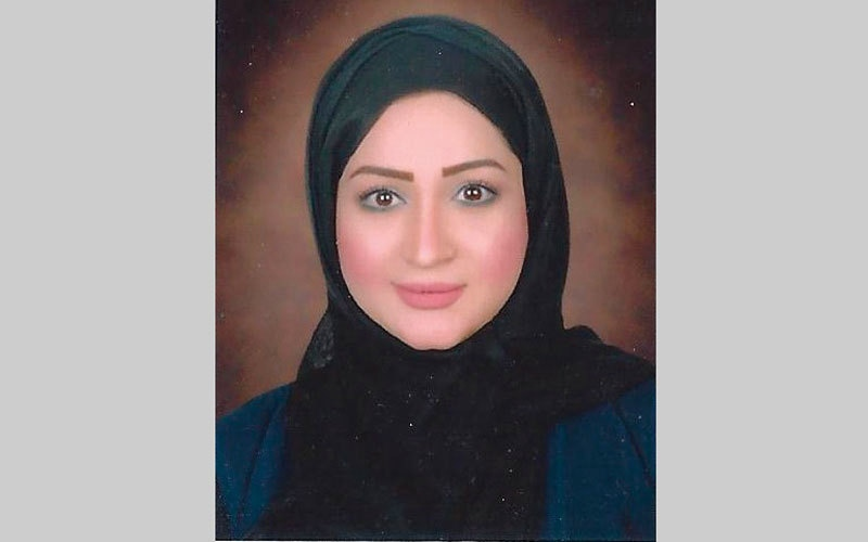 أبطال دبي للسعادة..لينا الملا: السعادة تنبع من الجو النفسي المناسب