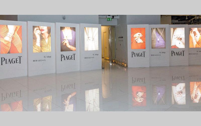 فائز واحد من المرشحين الستة سيعرض عمله الفني كقطعة رئيسة بمنصة «بياجيه» في «آرت دبي 2018».  من المصدر