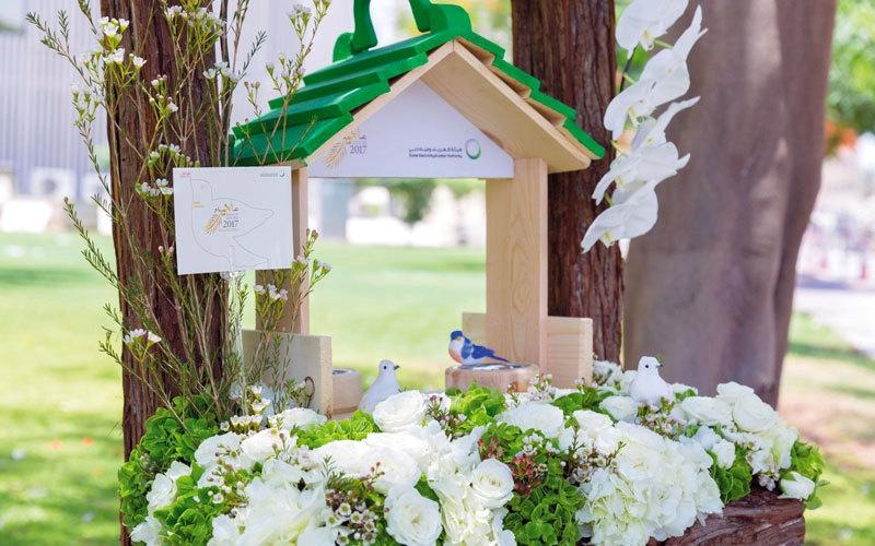 «طيور الخير» لنشر مفهوم الخير وتعزيز الاستدامة البيئية