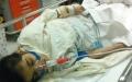 الصورة: 10 آلاف درهم فاتورة علاج الطفلة «إيمان»