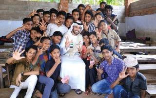 الصورة: «دبي للإعلام».. رهان المبادرات الإنسانية في «عام الخير»