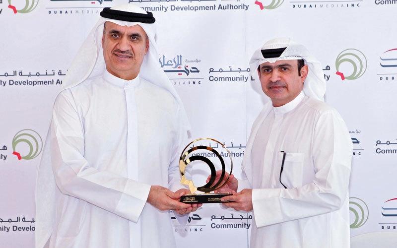 «دبي للإعلام» وهيئة تنمية المجتمع تنشران الوعي بالتطوع