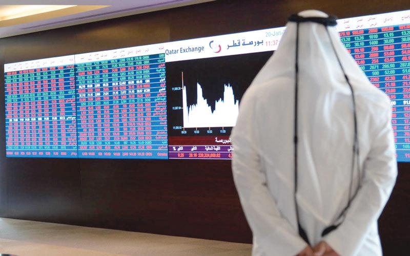 أداء البورصة القطرية تراجع بشكل ملحوظ ما أثر على أوضاع الاستثمار في الإمارة الصغيرة.  أرشيفية