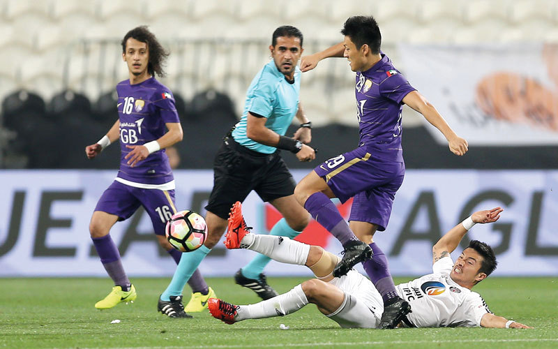 رياضيون: الدوري لم يعد بحاجة   إلى اللاعب الآسيوي - الإمارات اليوم