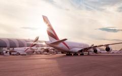 """الصورة: """"طيران الإمارات"""" تزيد عدد رحلاتها إلى أورلاندو"""