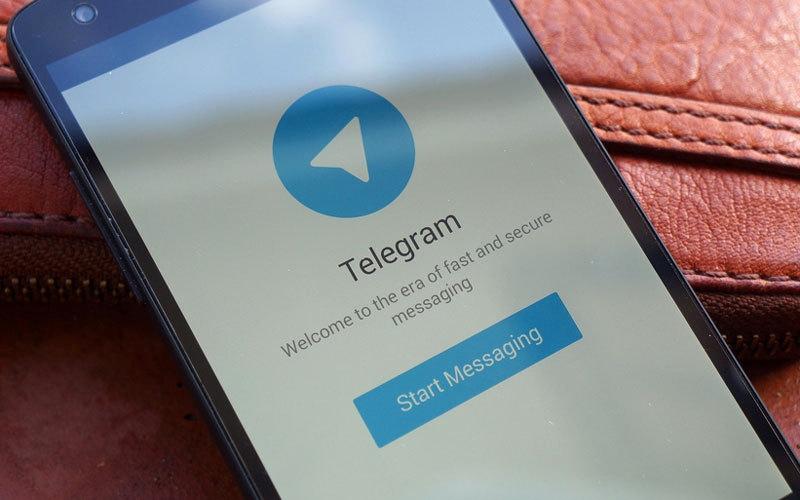 الصورة: تسجيل «تليغرام» في روسيا دون تبادل البيانات