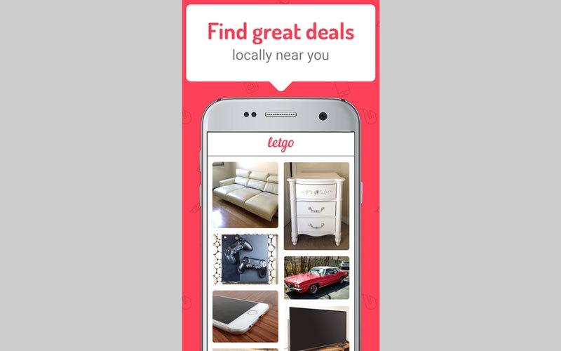 الصورة: letgo Buy & Sell Used Stuff..   لبيع وشراء الأغراض المستعملة