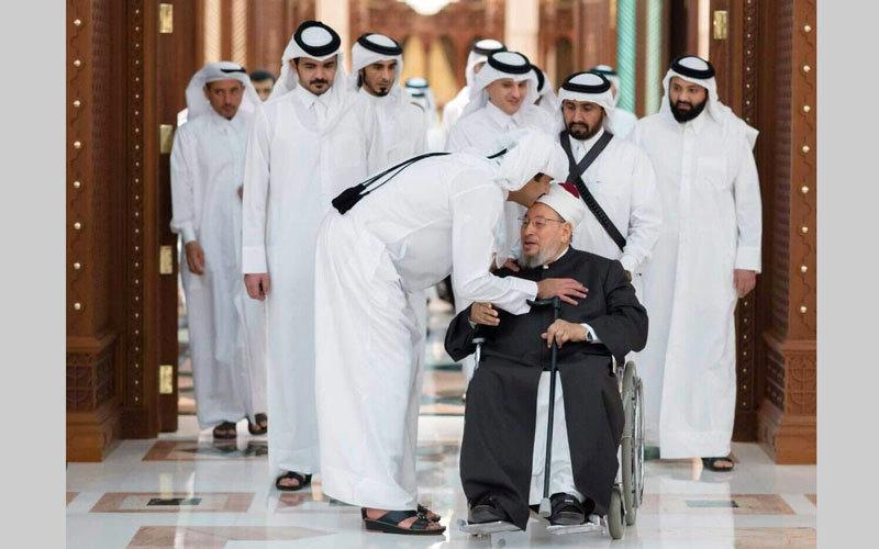 قطر ملاذ دائم وآمن  لجماعة الإخوان المسلمين - الإمارات اليوم