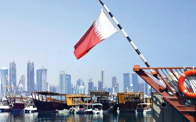الصورة: قطر بلد صغير لم يستوعب حجمه وإمكاناته المحدودة