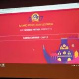 «نيسان باترول 2017» جائزة مهرجان رمضان لفتاة عشرينية