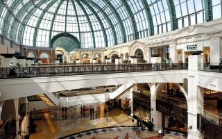 عروض وفعاليات متنوعة في مراكز التسوق بدبي خلال العيد