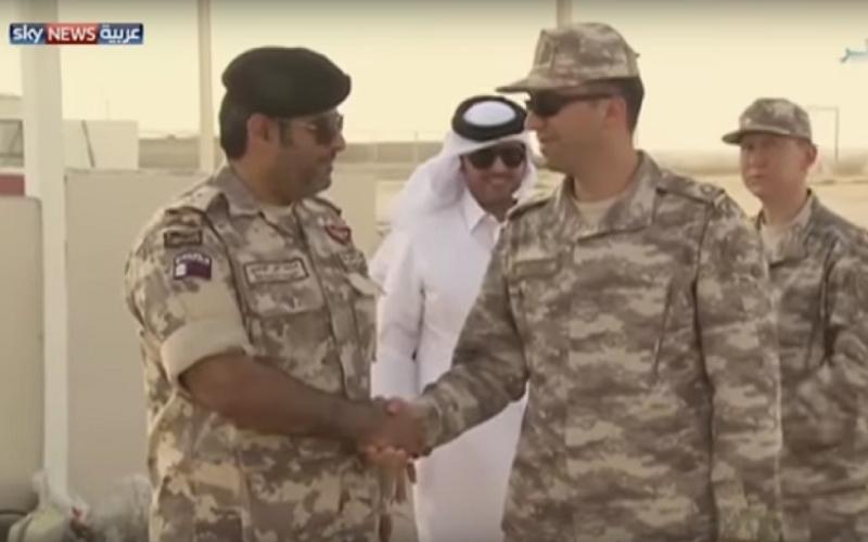 الصورة: بالفيديو... ماذا فعلت الدوحة خلال مهلة الـ10 أيام؟؟