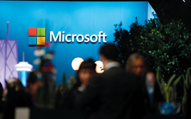 الصورة: «مايكروسوفت» تبدأ سياسة مبيعات تركز على الحوسبة السحابية