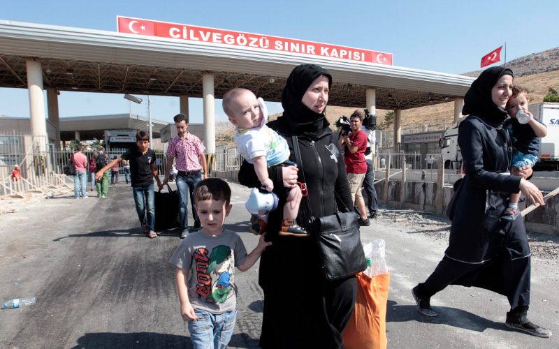 اغتصاب وقتل سورية حامل وطفلها في تركيا - الإمارات اليوم