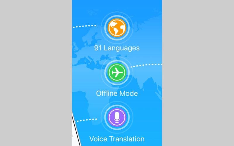 الصورة: ITranslate.. ترجمة نصية وصوتية لأكثر من 90 لغة