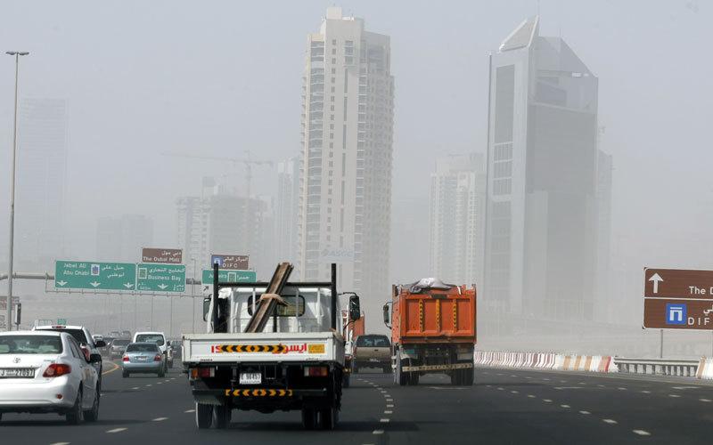 «الأرصاد»: طقس شديد الحرارة حتى الخميس - الإمارات اليوم