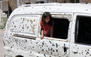 الصورة: هدنة جنوب سورية متماسكة بعد دخولها حيز التنفيذ