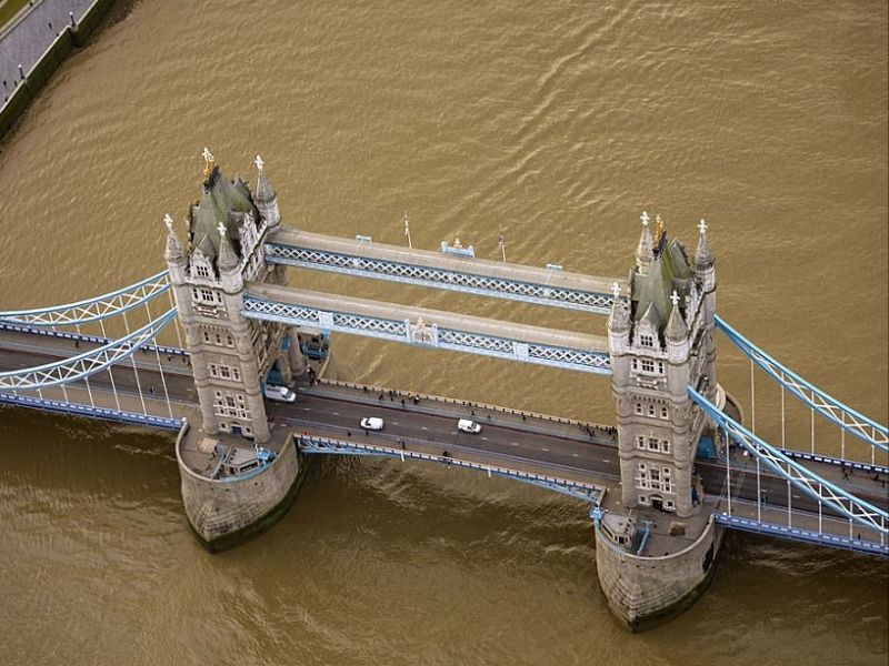 جسور مذهلة ..