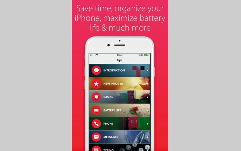 الصورة: Tips & Tricks - Secrets for iPhone.. للتعرف إلى أسرار هواتف «آي فون»