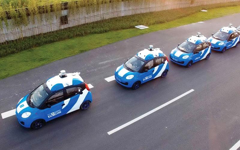 الصورة: «بايدو» تطرح تقنية «أبوللو» لـ «السيارات ذاتية القيادة» مجاناً أمام المطورين عالمياً