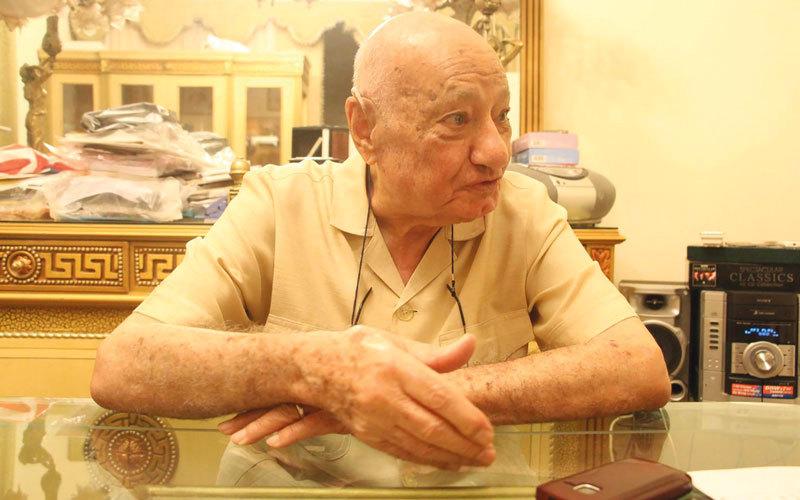 أحمد سعيد غير مسؤول كإعلامي عن التضليل بشأن هزيمة 1967. أرشيفية