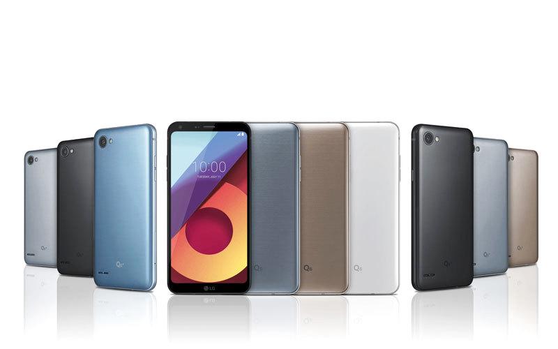 «إل جي» تطلق هاتفها الذكي «كيو 6» الجديد - الإمارات اليوم