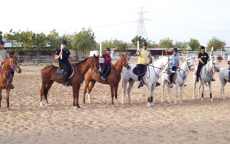 نادي الهوايات في دبي يُطلق معسكر راشد الصيفي - الإمارات اليوم