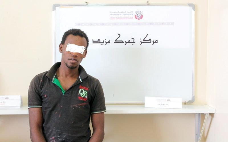 الصورة: «جمارك أبوظبي» تحبط محاولتي تسلل إلى الدولة عبر مركز «مزيد»