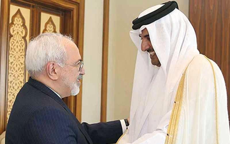 الصورة: العالم كله يعرف تورط قطر في دعم الإرهاب بالمنطقة