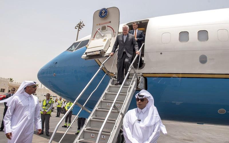 الصورة: كاتب أميركي: الحرب على الإرهــاب يجب أن تمر عبر إجبار قطر على التخلي عن دعمهـا التطرف