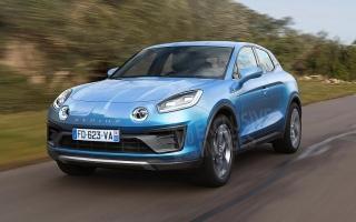 """الصورة: """"إلبين"""" الفرنسية تنشد إنتاج سيارة رياضية متعددة الاستخدامات بحلول 2019"""