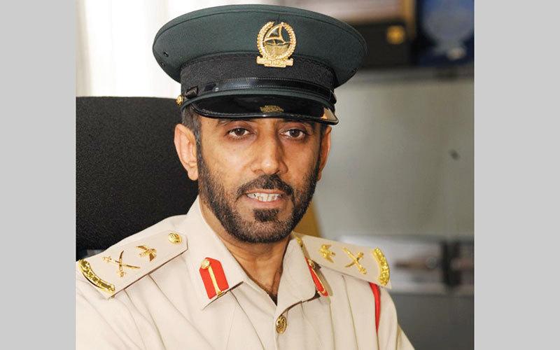 اللواء محمد سيف الزفين :  انخفاض المخالفات يعود إلى تشديد كثير من المخالفات المرورية، حتى وصلت غرامة بعضها إلى 300%.