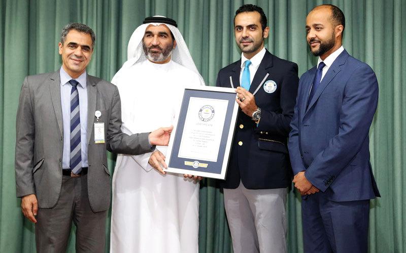 مستشفى دبي يستأصل كليتين لمواطن تزنان 13 كيلوغراماً - الإمارات اليوم