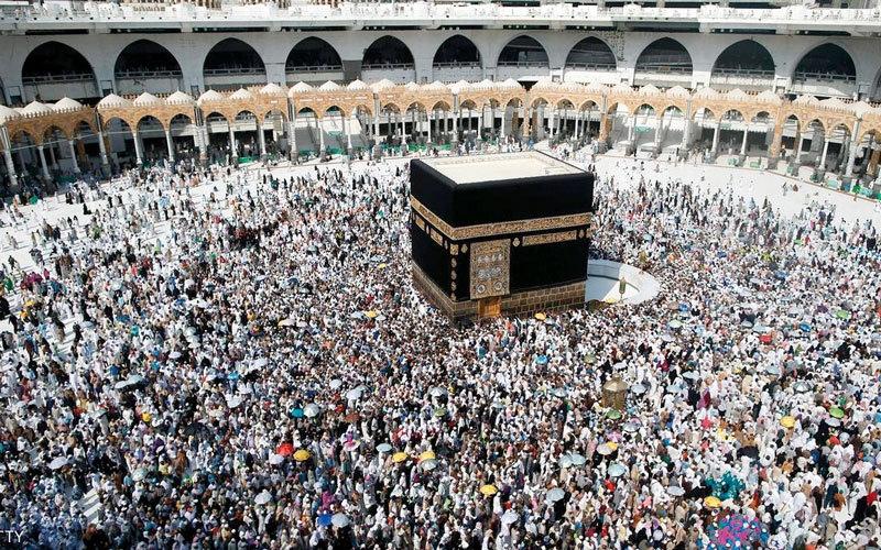 الصورة: السعودية: جميع التسهيلات متاحة للمعتمرين والحجاج  من قطر