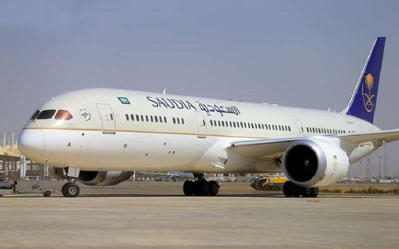 الصورة: الخطوط السعودية تبدأ اليوم رحلاتها المنتظمة إلى بغداد