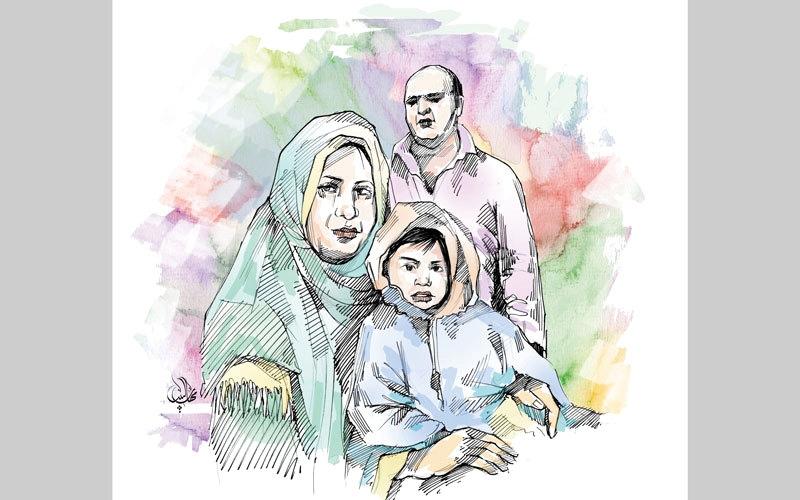 الصورة: «الأحوال الشخصية» في دبي تقضي بإعادة طفلة إلى أمها