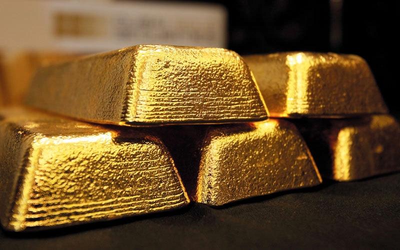 الصورة: الذهب يتجه صوب أكبر مكسب أسبوعي في شهرين