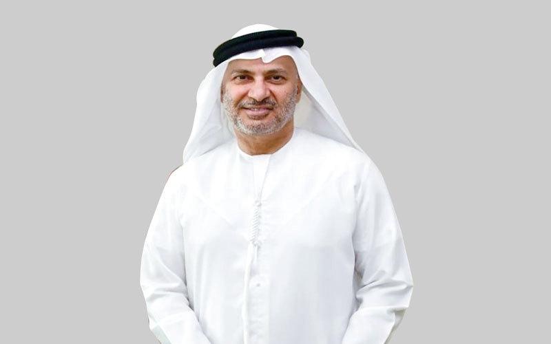 الصورة: قرقاش: تعديل قانون الإرهاب  في قطر «خطوة إيجابية»..والأعقل تغيير التوجه ككل